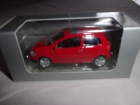 1/54 VOITURE MINIATURE DE COLLECTION  3 INCH VOLKSWAGEN FOX ROUGE NOREV