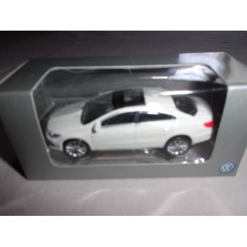 1 54 voiture miniature de collection 3 inch volkswagen passat cc blanche norev vente de. Black Bedroom Furniture Sets. Home Design Ideas