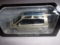 1/54 VOITURE MINIATURE 3 INCH VOLKSWAGEN VW SPACE UP CONCEPT CAR UP OR NOREV