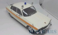 1/18 VOITURE MINIATURE DE COLLECTION POLICE Rover 3500 V8 Police-1974-MDG