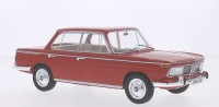 1/18 VOITURE MINIATURE DE COLLECTION BMW 120 2000 TI rouge-MDG