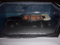 1/43 LINCOLN CONTINENTAL SUNSHINE SPECIAL PRESIDENT-FRANKLIN ROOSEVELT-1945