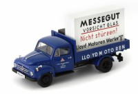 1/43 CAMION MINIATURE Borgward B1500 Pick-Up -LKW - Allemagne-1955-AUTOCULT