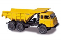 1/43 CAMION MINIATURE DE COLLECTION Henschel HS 3-180 TAK Jaune-1956-NOREV
