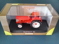 1/43 AGRICOLE MINIATURE DE COLLECTION TRACTEUR RENAULT MASTER ll-1964-UH