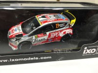 1/43 VOITURE FORD FIESTA RS WRC #21 RALLYE MONTE CARLO-2012-PILOTE M.PROKOP-IXORAM499