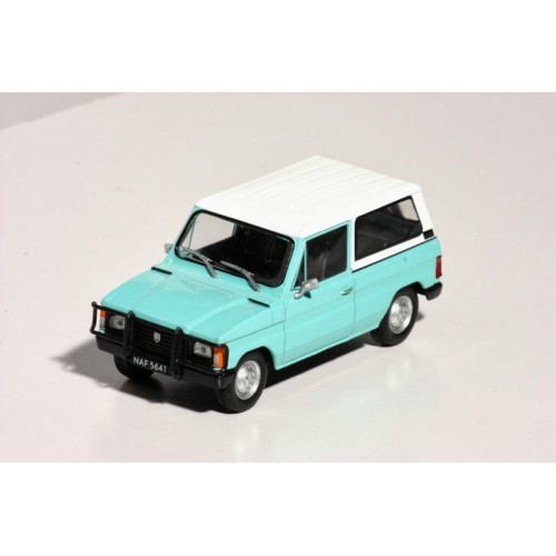 1 43 voiture miniature de collection aro 10 de agostini. Black Bedroom Furniture Sets. Home Design Ideas