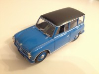1/43 VEHICULE MINIATURE DE COLLECTION AWZ P70 KOMBI-DE AGOSTINI
