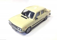 1/43 VOITURE MINIATURE DE COLLECTION FIAT 132P-DE AGOSTINI