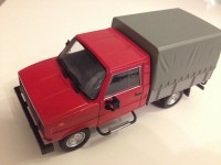 1-43 VEHICULE MINIATURE DE COLLECTION TARPAN 239D-DE AGOSTINI