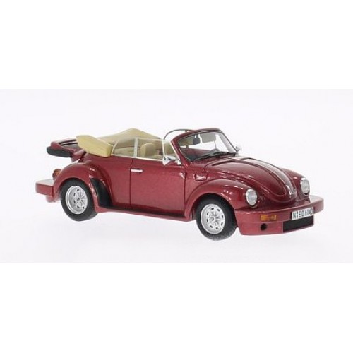 coccinelle cabriolet 1/43