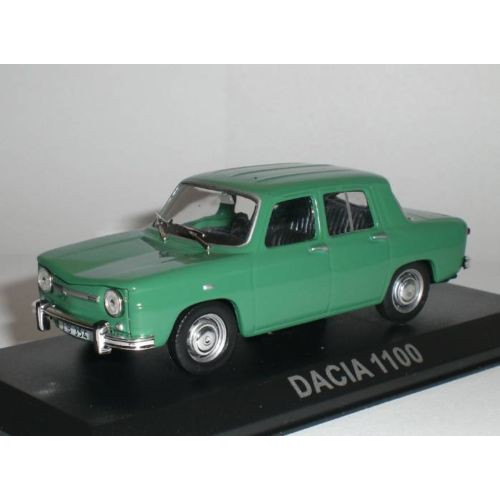 1 43 voiture miniature de collection dacia 1100 renault 8. Black Bedroom Furniture Sets. Home Design Ideas