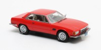 1/43 VOITURE MINIATURE DE COLLECTION DE TOMASO Longchamp rouge-1972-MATRIX
