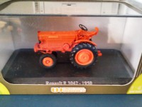 1/43 AGRICOLE MINIATURE DE COLLECTION TRACTEUR RENAULT R3042-1950-UH