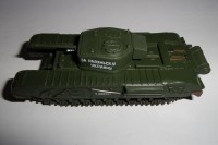 1/72 MILITAIRES DE COLLECTION  RUSSES MK lll BATTLE TANK CHURCHILL EAGLEMOSS