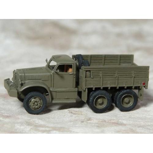 1 87 ho miniature de collection camion militaire diamond cargo vente de voitures miniatures. Black Bedroom Furniture Sets. Home Design Ideas