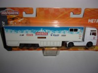 1/87 HO CAMION MAN TGX TROPHEE ANDROS RACING TRANSPORTER-MAJORETTE