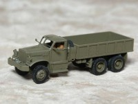 1/87 HO MINIATURE DE COLLECTION CAMION MILITAIRE DIAMOND PONT TRANSBORDEUR