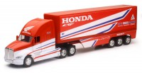 1/32 CAMION MINIATURE DE COLLECTION Kenworth T700 HRC Factory Team Honda-2017-NEWRAYNWR10893
