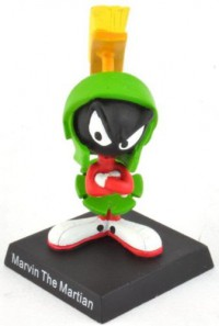MARVIN THE MARTIAN - FIGURINE LOONEY TUNES -WARNER BROS