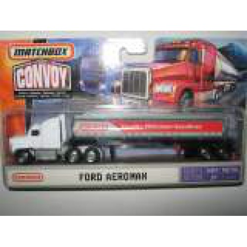 1 100 camion ford aeromax matchbox vente de voitures miniatures pour collectionneurs. Black Bedroom Furniture Sets. Home Design Ideas