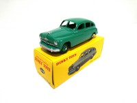 VOITURE MINIATURE DE COLLECTION Ford Vedette 49 Verte-DINKY TOYS - NOREV-24Q