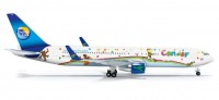 1/500 AVION MINIATURE DE COLLECTION Boeing B767-300 Condor-HERPAHER524704