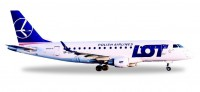 1/500 AVION MINIATURE DE COLLECTION Embraer E170 LOT Polish Airlines-HERPAHER530583