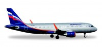 1/500 AVION MINIATURE DE COLLECTION Airbus A320 Aeroflot-HERPAHER530644