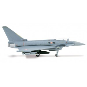 1/200 AVION FORCES DE L'ORDRE MILITAIRE Austrian Air Force, Eurofighter Typhoon Überwachungsgeschwader-HERPAHER553094-001