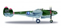 1/72 AVION FORCES DE L'ORDRE MILITAIRE Lockheed P-38L Lightning U.S. Army Air forces-HERPAHER580243