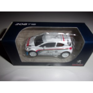1/64 VOITURE MINIATURE DE COLLECTION 3INCHES PEUGEOT 208 T16 RALLYE NOREV314685
