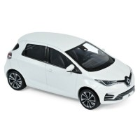 1/43 Renault Zoé ZE50 2020 - Pearl White-NOREV517561