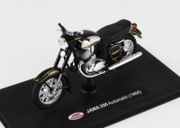 1/18 MOTO MINIATURE DE COLLECTION Jawa 350 Automatic noir-1966-ABREXABR118M002F
