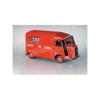 "1/18 CITROEN UTILITAIRE MINIATURE DE COLLECTION CITROEN TYPE HY 1969 ""EAG - EN AVANT GUINGAMP""SOLIDO-S1850030"