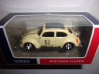 1/54 3-INCHES VOITURE MINIATURE VW COCCINELLE COX VW 1303 RALLYE N°53 NOREV319251