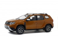 1/18 DACIA VOITURE MINIATURE DE COLLECTION DACIA DUSTER - 2018-Orange Atacama-SOLIDO 1804601