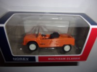 1/54 3-INCHES VOITURE MINIATURE DE COLLECTION CITROEN MEHARI ORANGE NOREV319251