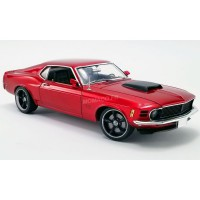 1/18 FORD MUSTANG BOSS 429 - STREET FIGHTER 1970-ACME1801836
