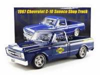 "1/18 CHEVROLET C10 ""SUNOCO RACING SHOP"" 1967-ACME1807211"