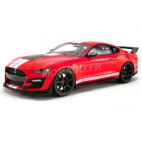 1/18 FORD VOITURE MINIATURE DE COLLECTION FORD MUSTANG SHELBY GT500 2020 ROUGE-ACMEUS021