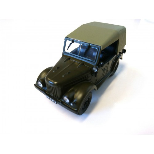 1 43 voiture miniature gaz 69a urss voiture de l 39 est deagostini vente de voitures miniatures. Black Bedroom Furniture Sets. Home Design Ideas