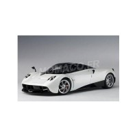 1/12 VOITURE MINIATURE DE COLLECTION PAGANI HUAYRA 2011 BLANCHE-AUTO ARTAUT12231