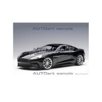 1/18 ASTON MARTIN VOITURE MINIATURE DE COLLECTION ASTON MARTIN VANQUISH S 2017 NOIR-AUTOARTAUT70271