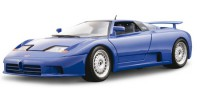 1/18 VOITURE MINIATURE DE COLLECTION Bugatti EB 110 Couleurs Variables-BURAGOBUR12023