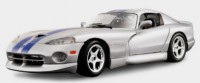 1/18 VOITURE MINIATURE DE COLLECTION Dodge Viper GTS Couleurs Variables-BURAGOBUR12041