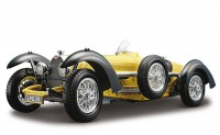 1/18 VOITURE MINIATURE DE COLLECTION Bugatti Type 59 Couleurs variables cabriolet-BURAGOBUR12062