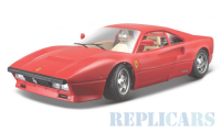 1/18 VOITURE MINIATURE DE COLLECTION FERRARI 288 GTO-1984-BBURAGO16604RD