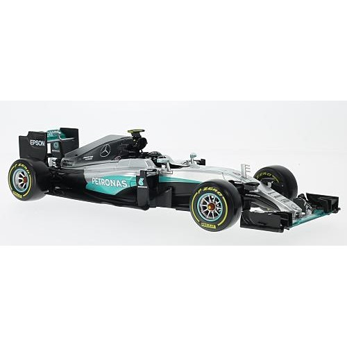 1 18 voiture formule 1 mercedes w07 champion du monde 2016 pilot par rosberg buragobur18001r. Black Bedroom Furniture Sets. Home Design Ideas