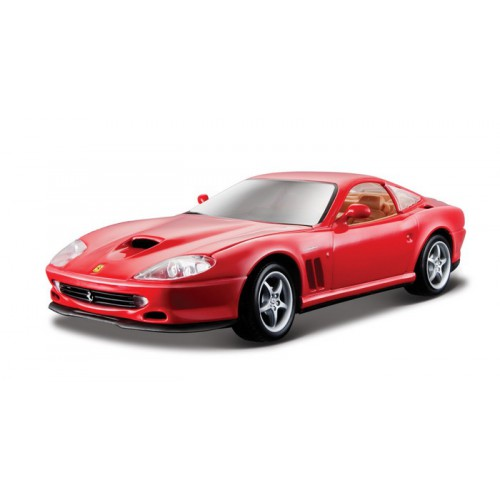 1 24 voiture miniature de collection ferrari 555 maranello. Black Bedroom Furniture Sets. Home Design Ideas